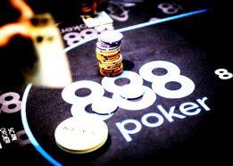 Poker room 888
